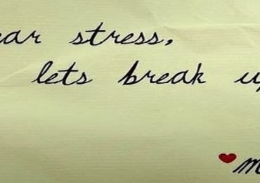How do YOU manage stress?