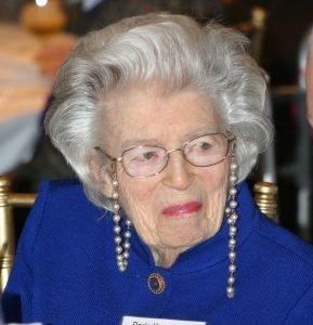 Howell Foundation - Dr. Doris Howell Portrait