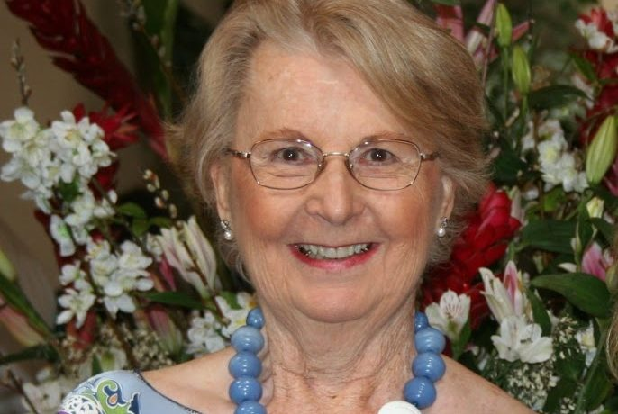 "Celebrating the life of a remarkable woman, Dr. Skaidrite ""Skai"" Krisans"