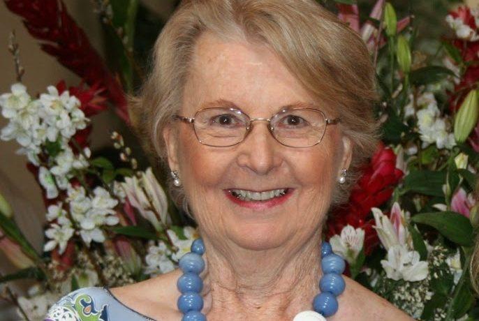 "Celebrating the life of a remarkable woman, Dr. Skaidrite ""Skai"" Krisans"
