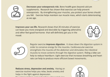 30 minutes a day keeps the doctor away! 9 things you can do to improve your health NOW.