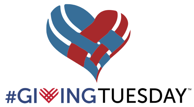 Giving Tuesday is just a week away.  Let's make the world a better place!
