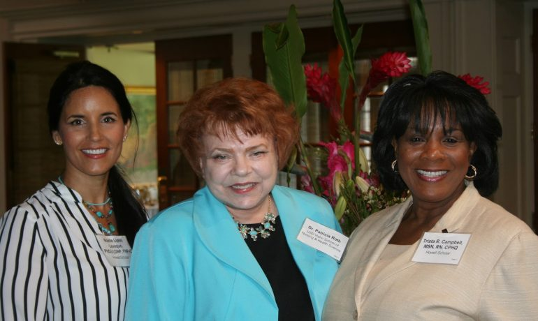 Howell Foundation presents the field of research of the 2015 Cheryl Wilson Nursing Scholars