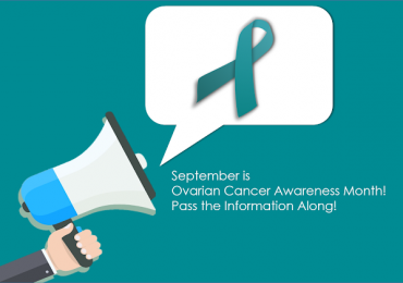 HEAR us out:  Ovarian cancer is the 5th leading cause of cancer deaths among women in the US!
