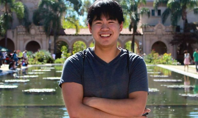 Howell-UCSD 2016 Scholar, Jonathan Pham, to research the role of placental development and pre-eclampsia