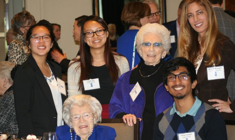 Autism, Polycystic Ovary Syndrome, HIV Care for Women and Rett Syndrome among the fields of research of the 2017 Howell - UCSD Scholars.