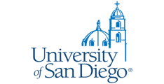 Howell Foundation Scholarships - University of San Diego Logo