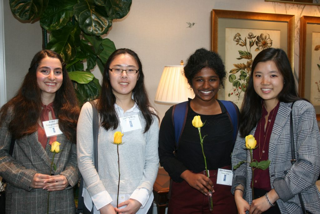 Howell Foundation 2019 Scholarships Recipients promoting Women's Health Research
