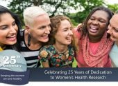 Celebrating women's health: Happy Doris Howell Day!